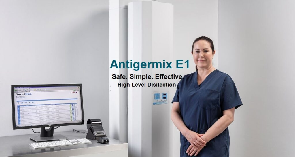 Antigermix E1 High Level Disinfection